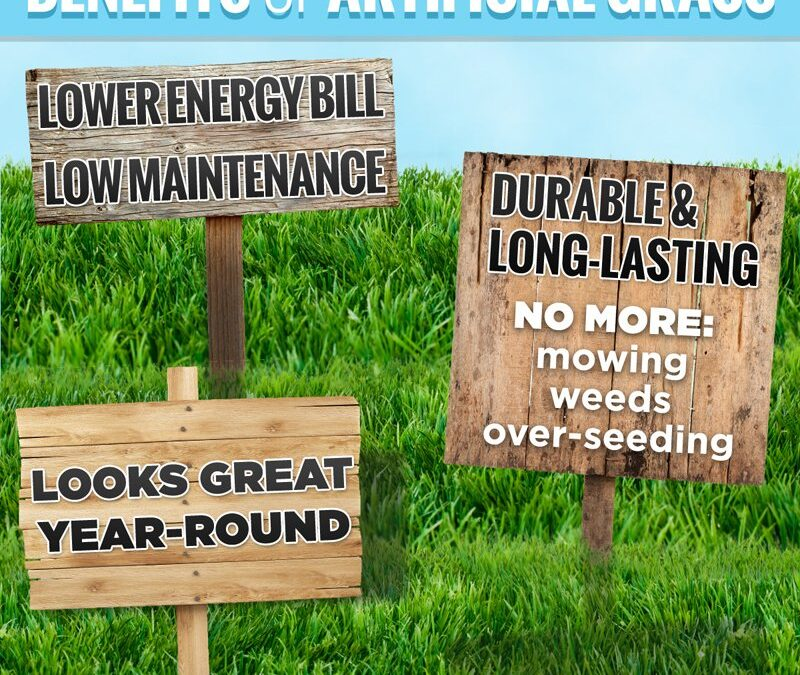 Why get Artificial Grass?